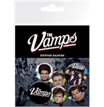 The Vamps Pin 244926
