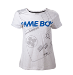 Nintendo Ladies T-Shirt Gameboy