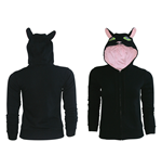 Freaks And Friends - Cat Hoodie