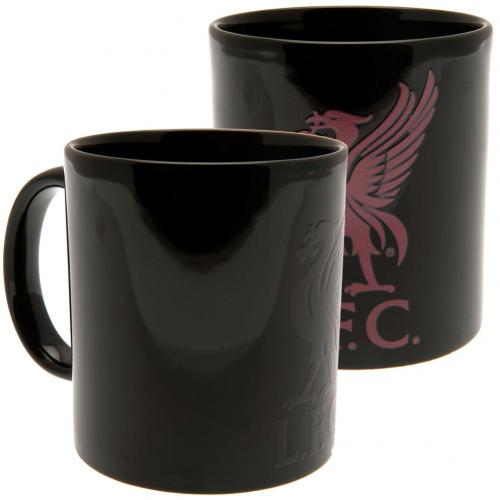 Liverpool F.C. Heat Changing Mug