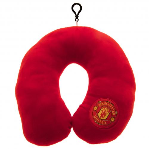 Manchester United F.C. Neck Cushion