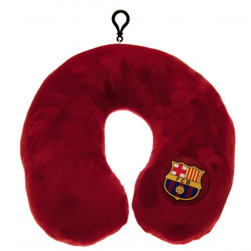 F.C. Barcelona Neck Cushion