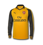 2016-2017 Arsenal Puma Away Long Sleeve Shirt