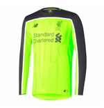 2016-2017 Liverpool Third Long Sleeve Shirt (Kids)