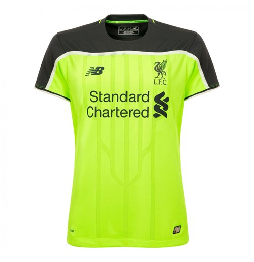 2016 2017 Liverpool Third Ladies Football Shirt For Only 163