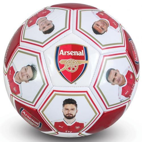 Arsenal F.C. Photo Signature Football
