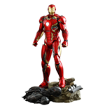 Avengers Age of Ultron MMS Diecast Action Figure 1/6 Iron Man Mark XLV 30 cm