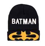 Batman Beanie Mask & Eye Holes