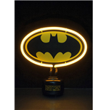 DC Comics Neon Light Batman Crest 23 x 24 cm