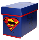 DC Comics Storage Box Superman 40 x 21 x 30 cm