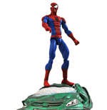 Marvel Select Action Figure Classic Spider-Man 18 cm