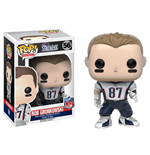 NFL POP! Football Vinyl Figure Rob Gronkowski (New England Patriots) 9 cm