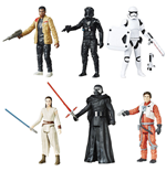 Star Wars Episode VII Action Figure 6er-Pack 2016 Battle Pack Exclusive 10 cm