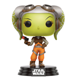 Star Wars Rebels POP! Vinyl Bobble-Head Figure Hera 9 cm