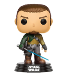 Star Wars Rebels POP! Vinyl Bobble-Head Figure Kanan 9 cm