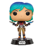 Star Wars Rebels POP! Vinyl Bobble-Head Figure Sabine 9 cm