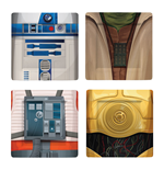 Star Wars Coaster 4-Pack I Am Jedi
