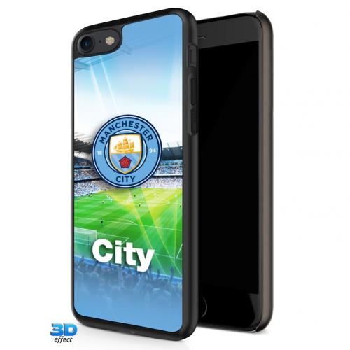 Manchester City F.C. iPhone 7 Hard Case 3D
