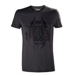 Zelda - T-shirt with Wingcrest symbol