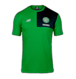 2016-2017 Celtic Elite Training Cotton Tee (Green)