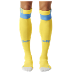 2016-2017 Sweden Home Adidas Football Socks (Yellow)