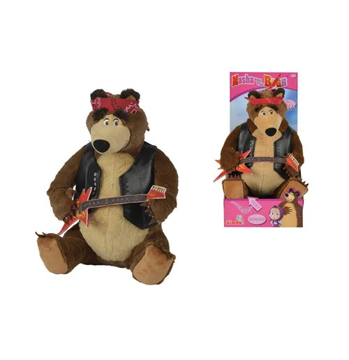 Masha And The Bear Plush Toy 245675 For Only 29 81 At Make Your Own Beautiful  HD Wallpapers, Images Over 1000+ [ralydesign.ml]