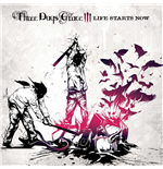 Vynil Three Days Grace - Life Starts Now