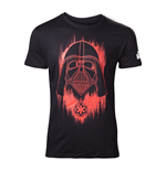 Star Wars Rogue One – Red Faded Darth Vader T-shirt