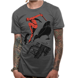 Marvel Comics T-shirt - Rooftop