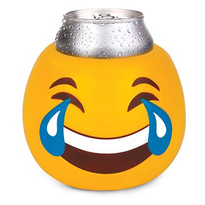 Tears Of Joy Emoji Koozie