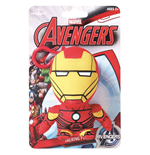 Marvel Comics Talking Plush Keychain Iron Man 10 cm *English Version*