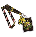 Marvel Comics POP! Lanyard with Rubber Keychain Loki
