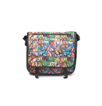 Marvel Comics- All Over Comic Style Messenger Bag