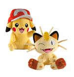 Pokemon Plush Figures 25 cm Assortment (2)