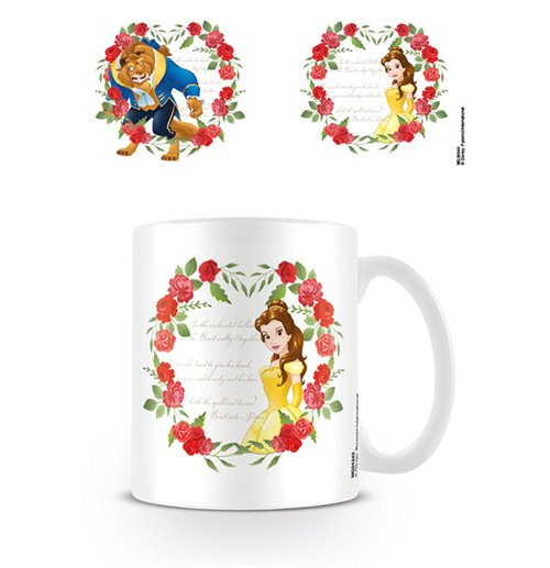 Beauty And The Beast Mug Roses For Only At