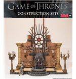 Game of Thrones Construction Set Iron Throne Room