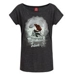Disney Ladies T-Shirt Arielle Waiting For You