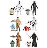 Star Wars Episode VII Armor Up Action Figures 10 cm 2016 Wave 1 Assortment (8)