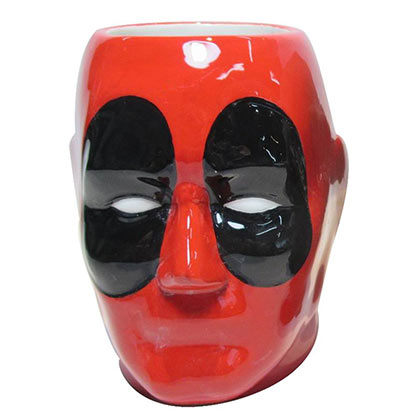 DEADPOOL Head Mug