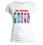 One Direction Ladies Tee: Colour Arches