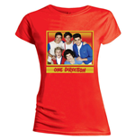 One Direction Ladies Tee: Cool