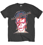David Bowie Men's Tee: Aladdin Sane