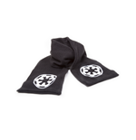 Star Wars - Black Scarf With White Galactic Empire Logo