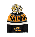 Batman Beanie Knitted Logo