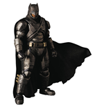 Batman v Superman Dawn of Justice MAF EX Action Figure Armored Batman 16 cm