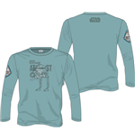 Star Wars Rogue One Long Sleeve AT-AT Walker green