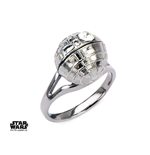 Star Wars Ring 3D Death Star