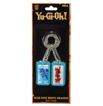 YU-GI-OH! - GI-OH! - Blue Eyes White Dragon - Dog Tags