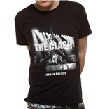 The Clash - Calling Photo - Unisex T-shirt Black