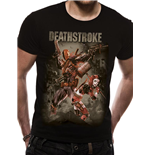 Justice League - Deathstroke - Unisex T-shirt Black
